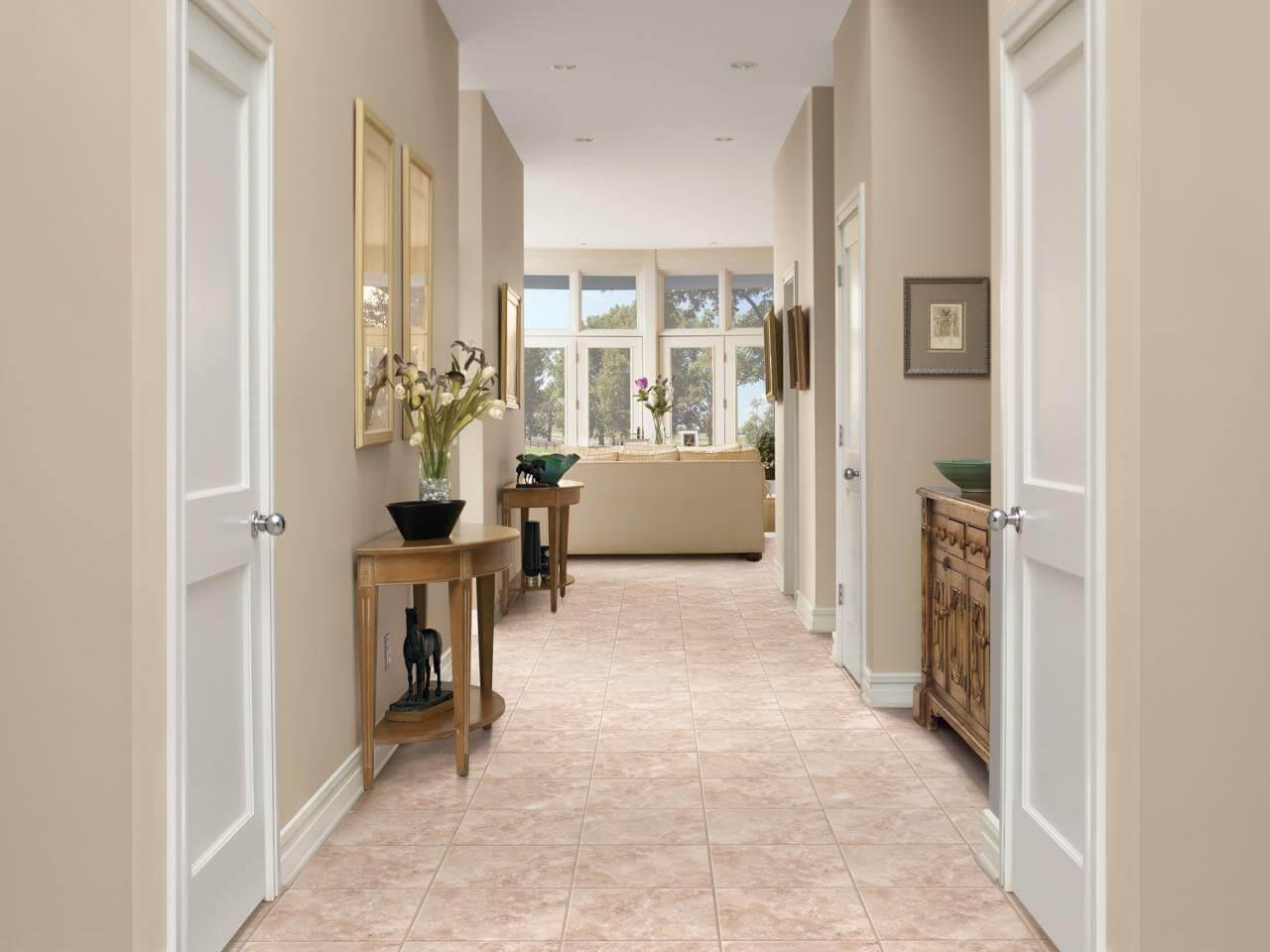 Дизайнерский ремонт коридора и прихожей