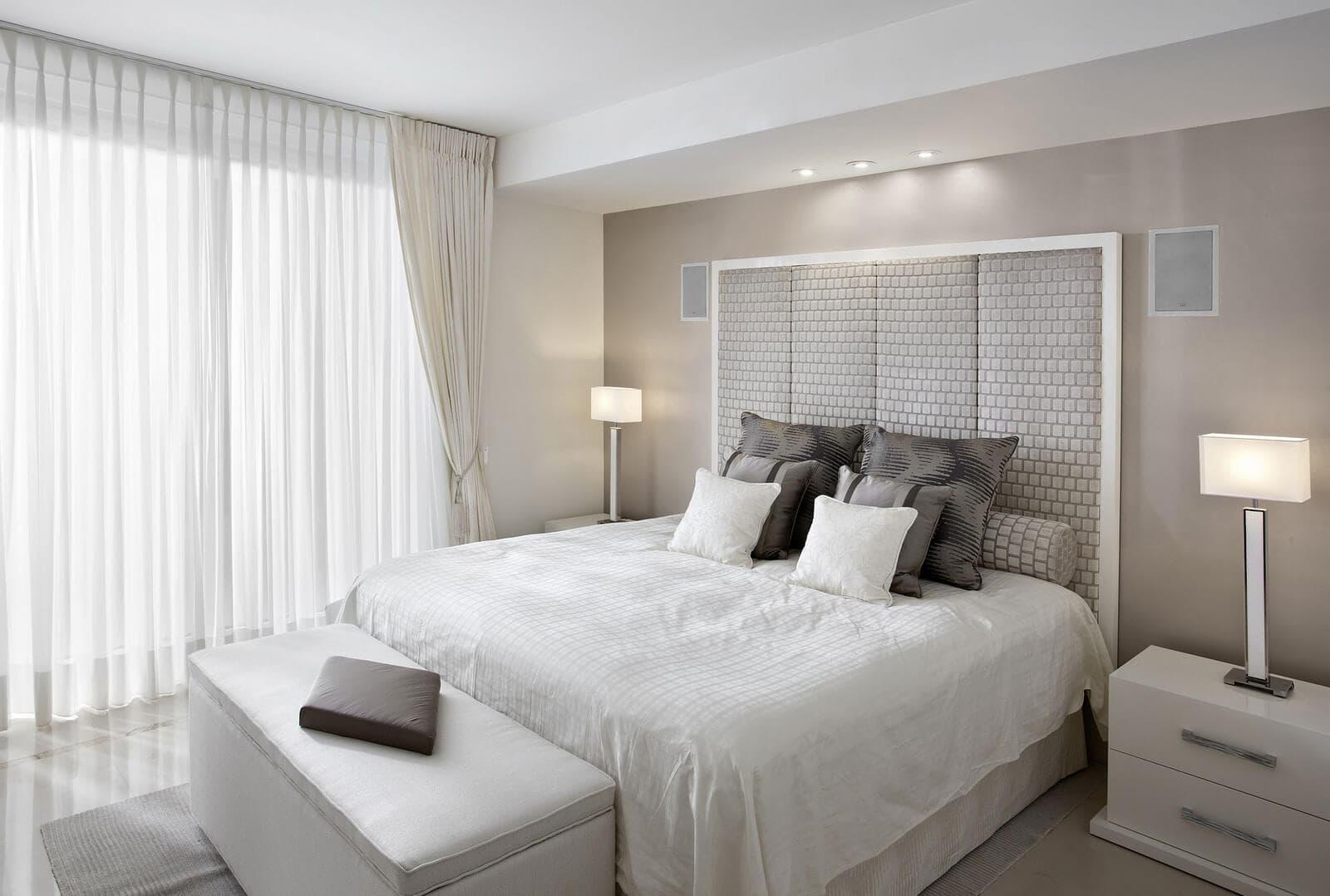 Капитальный ремонт маленькой спальни