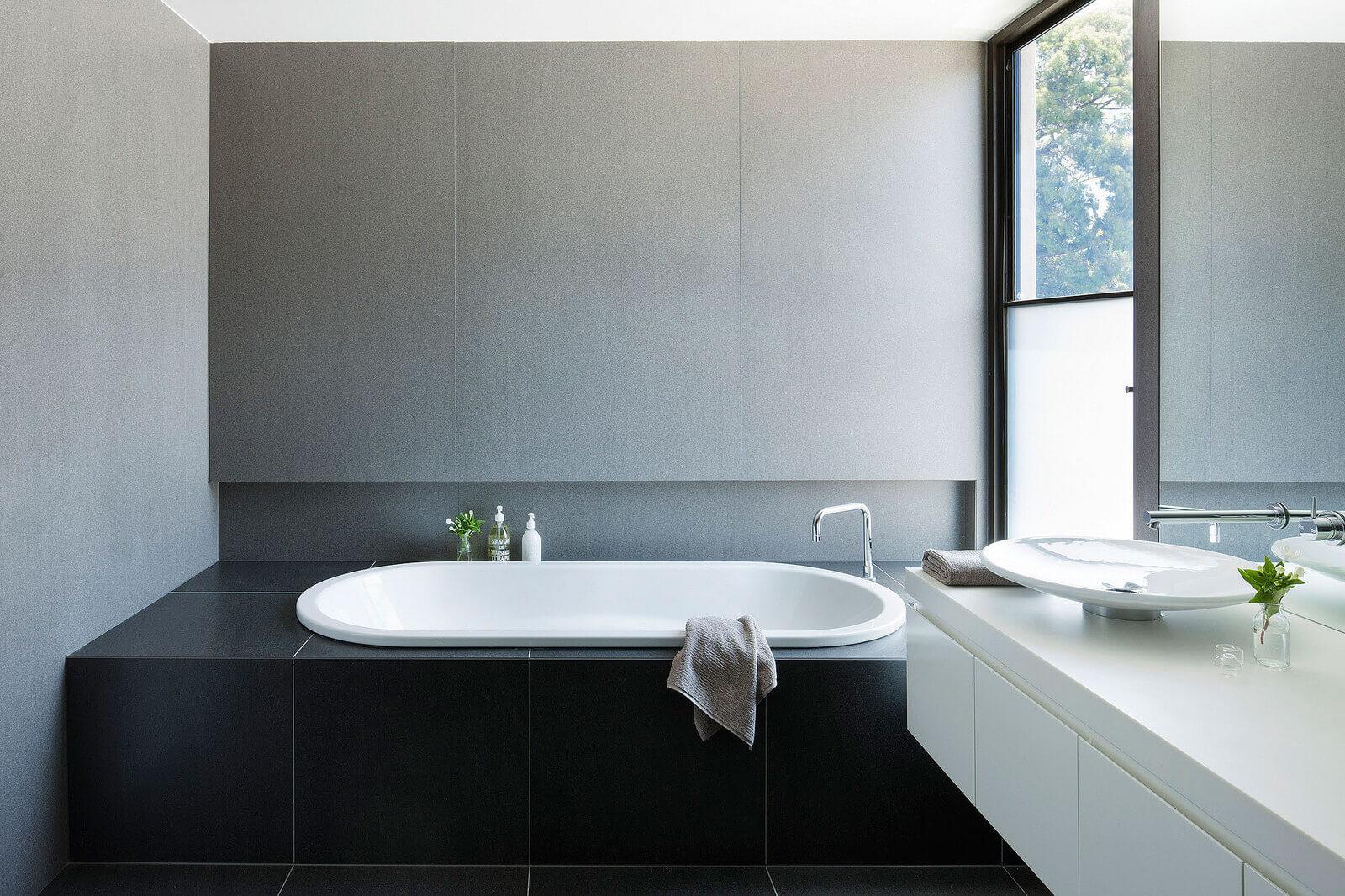 Косметический ремонт в ванной