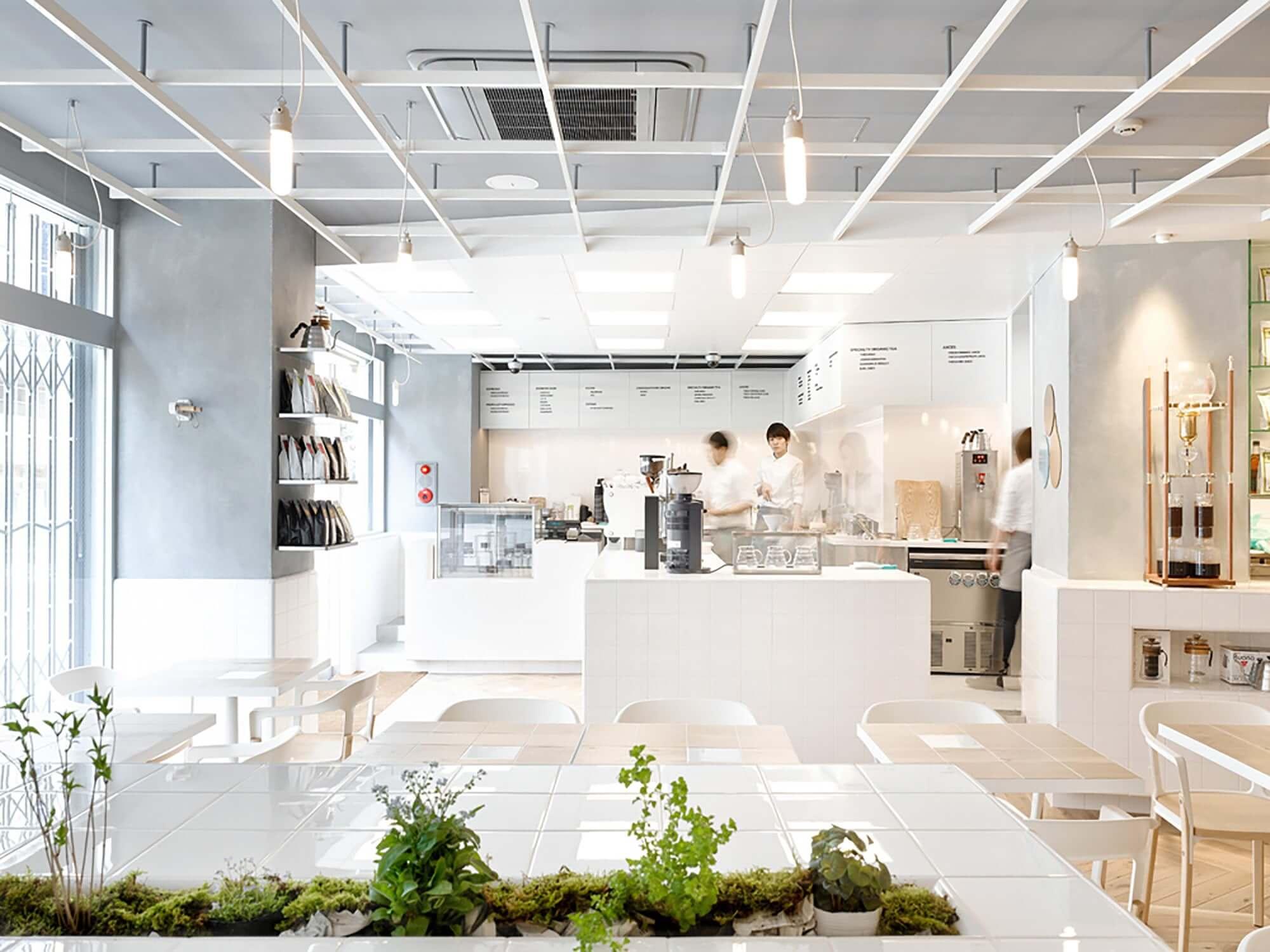 дизайн небольшого ресторана