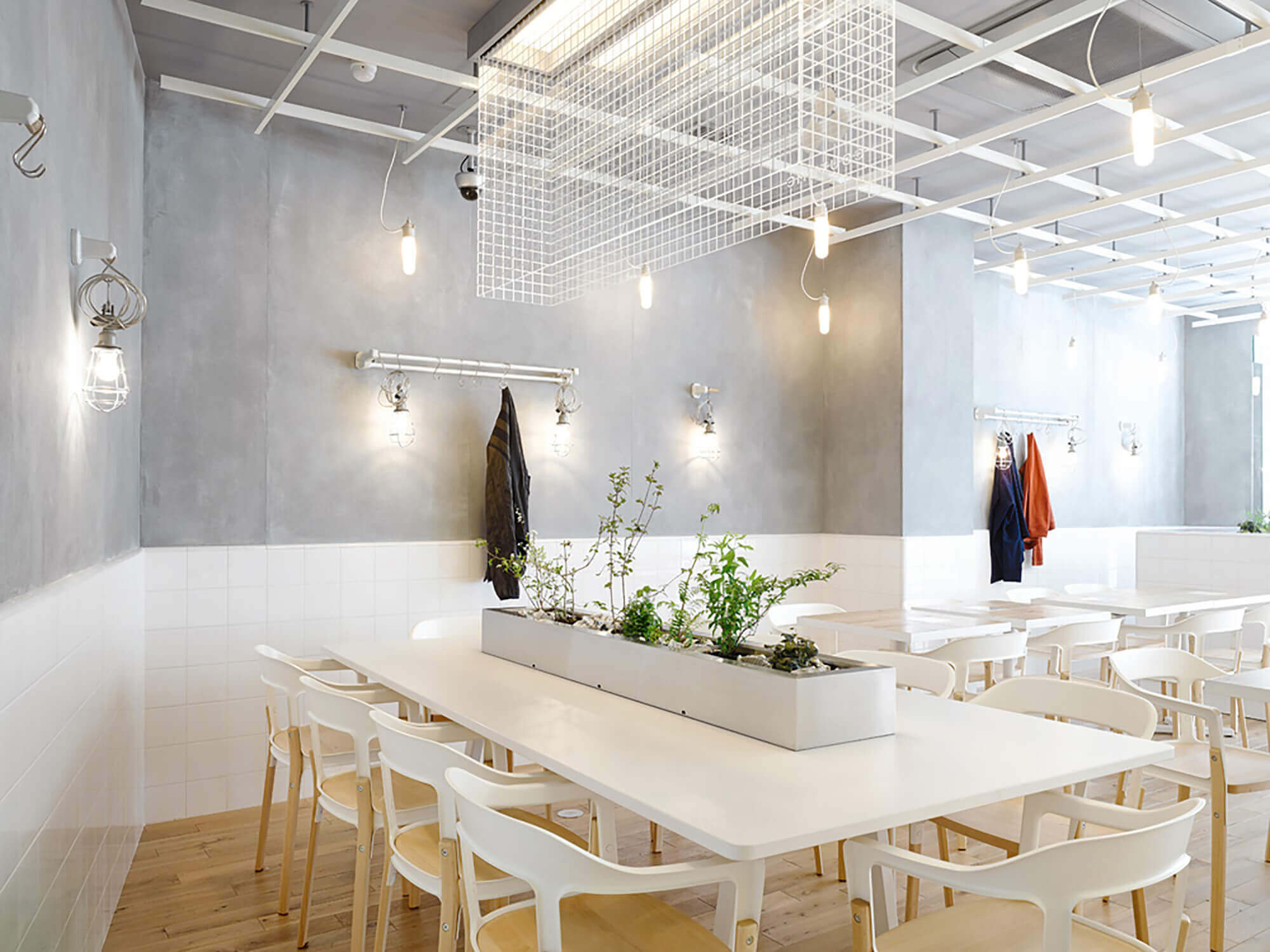 оформление ресторана в современном стиле