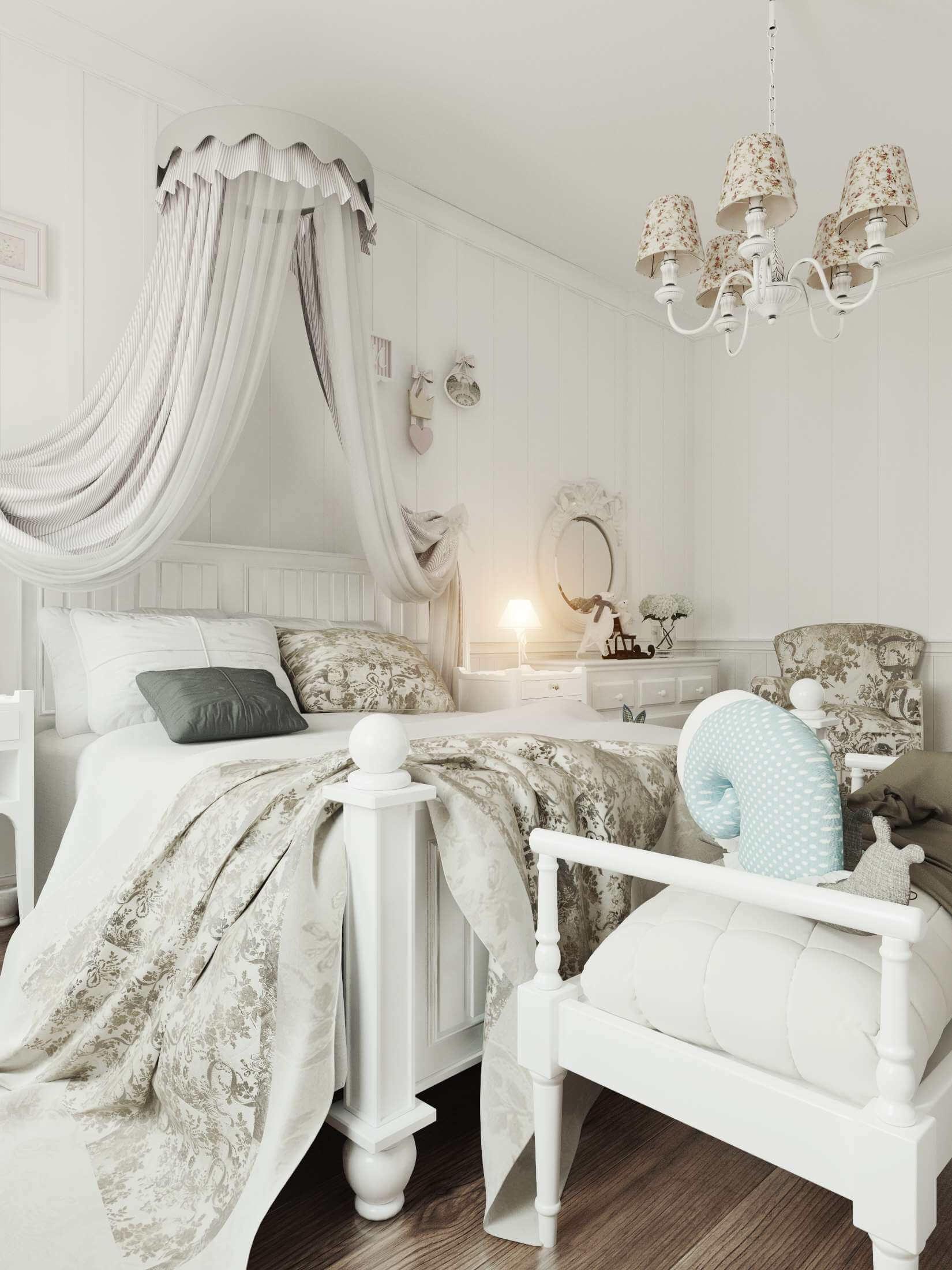 дизайн спальни в стиле поп арт