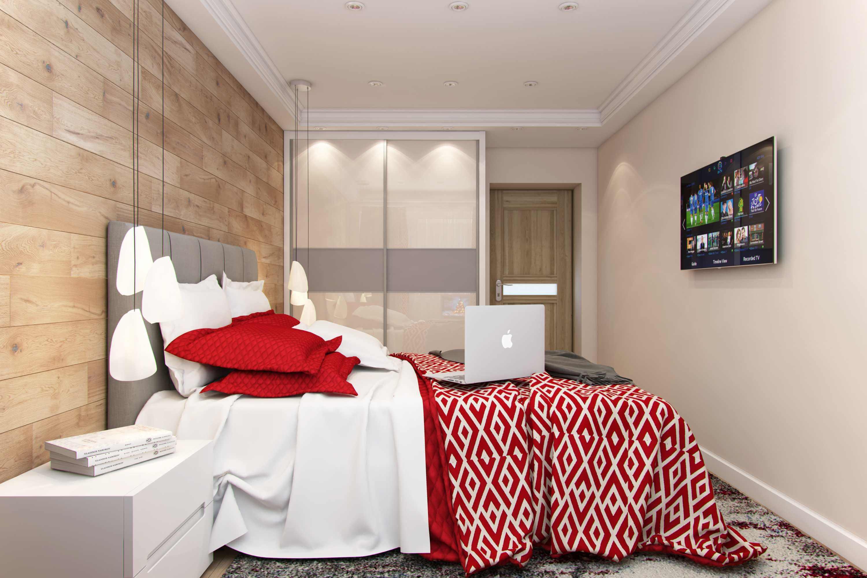 интерьер спальни для семейной пары