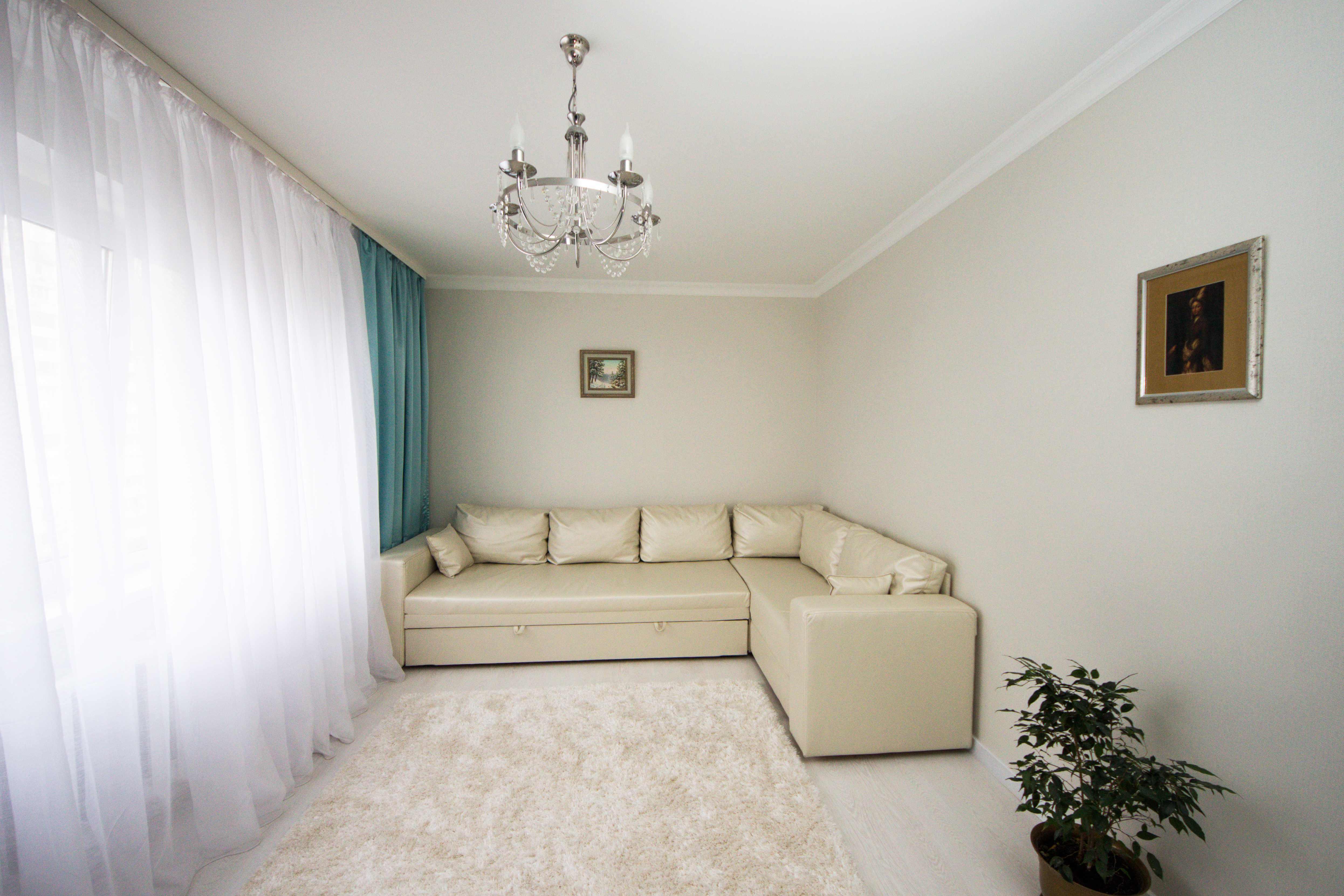 интерьер общей комнаты в стиле минимализм