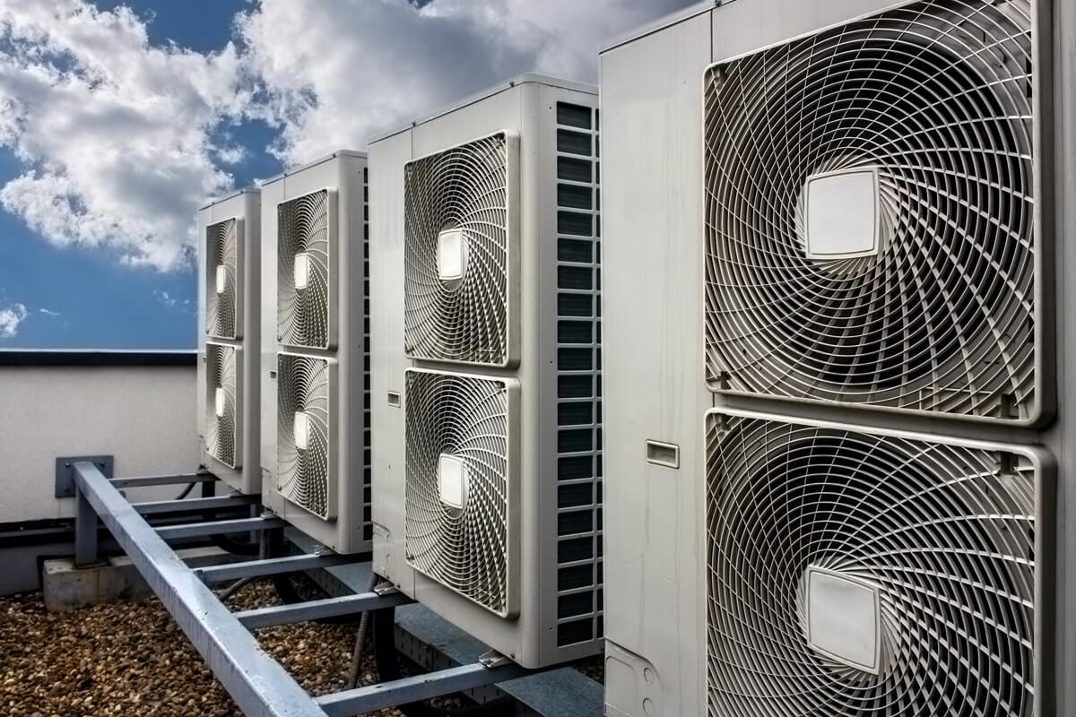проект вентиляции для торгового центра