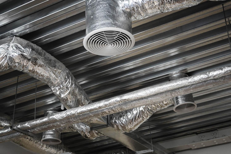 проектирование вентиляции производственного цеха