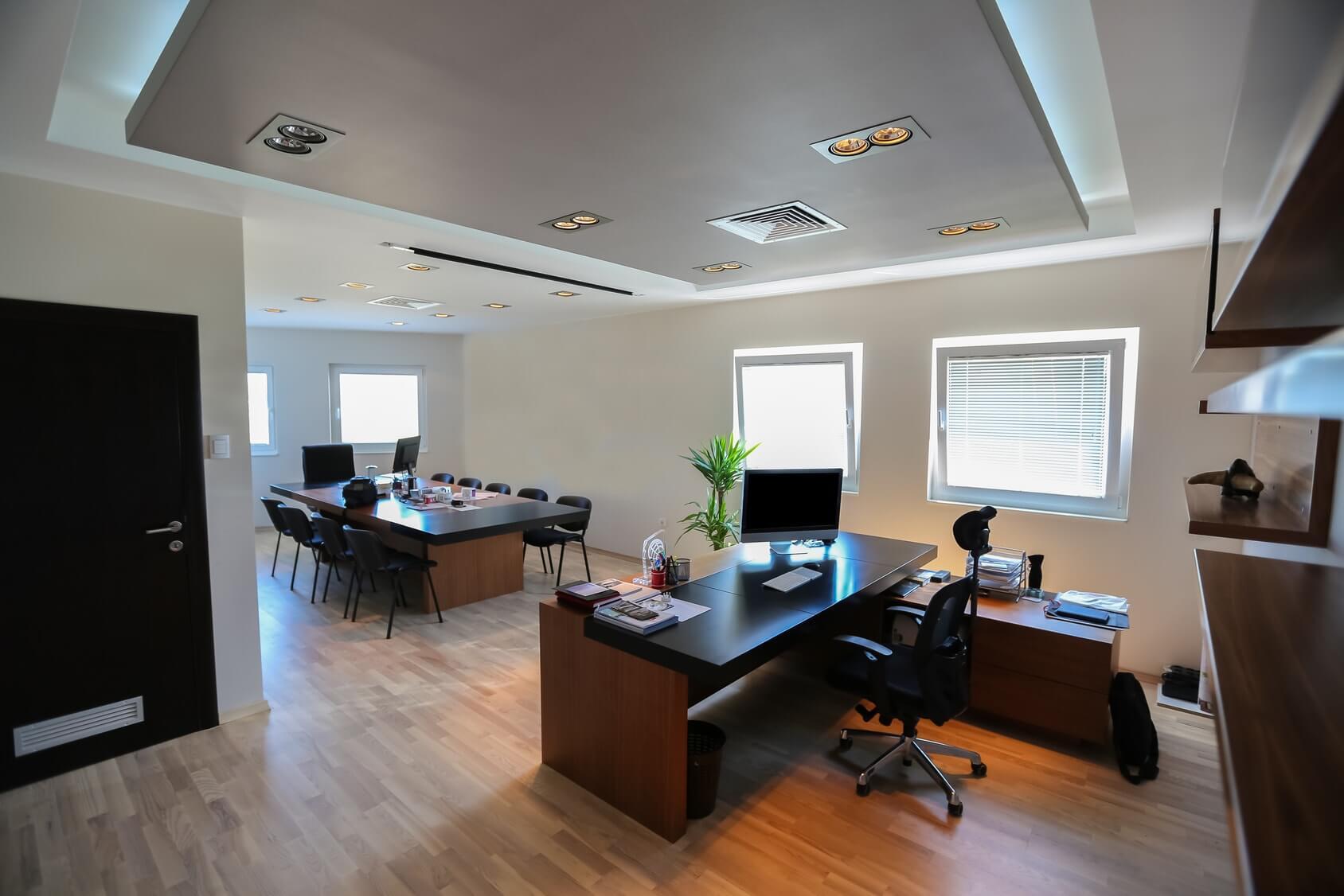 ремонт помещения под офис